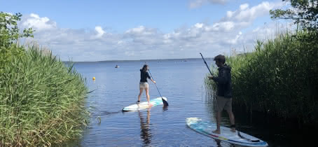 Evolution 2 Lacanau Stand'Up Paddle school 5