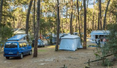 Camping de la Dune Bleue 12