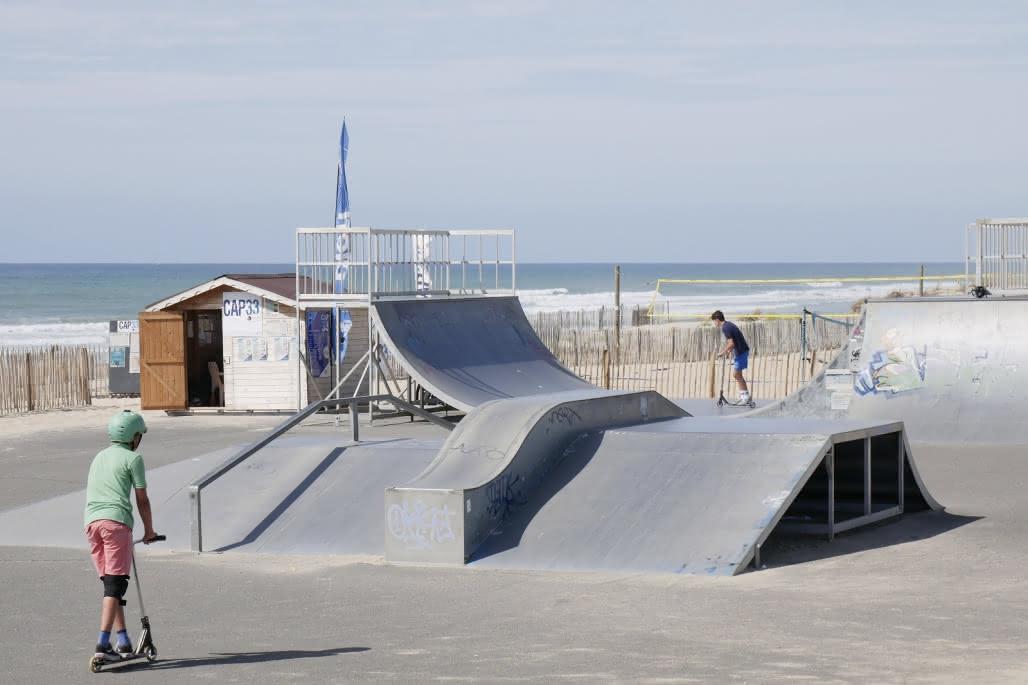 Lacanau Océan-skate park © Médoc Atlantique (2)