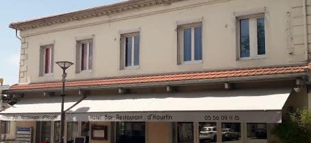 HBR Hôtel- Restaurant Hourtin