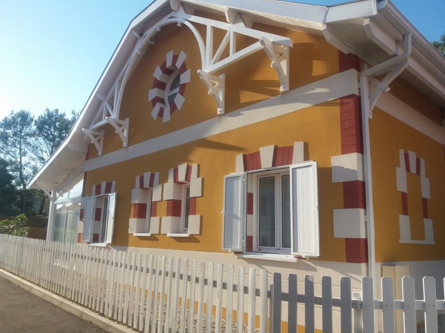 Belle maison canaulaise à 300 m de l'océan 1