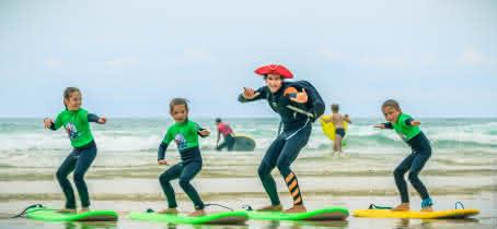 Pirate-Surfing