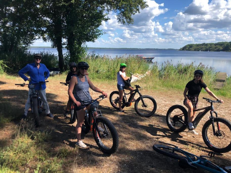 Location de vélo - évolution 2 Lacanau e-bike school 3