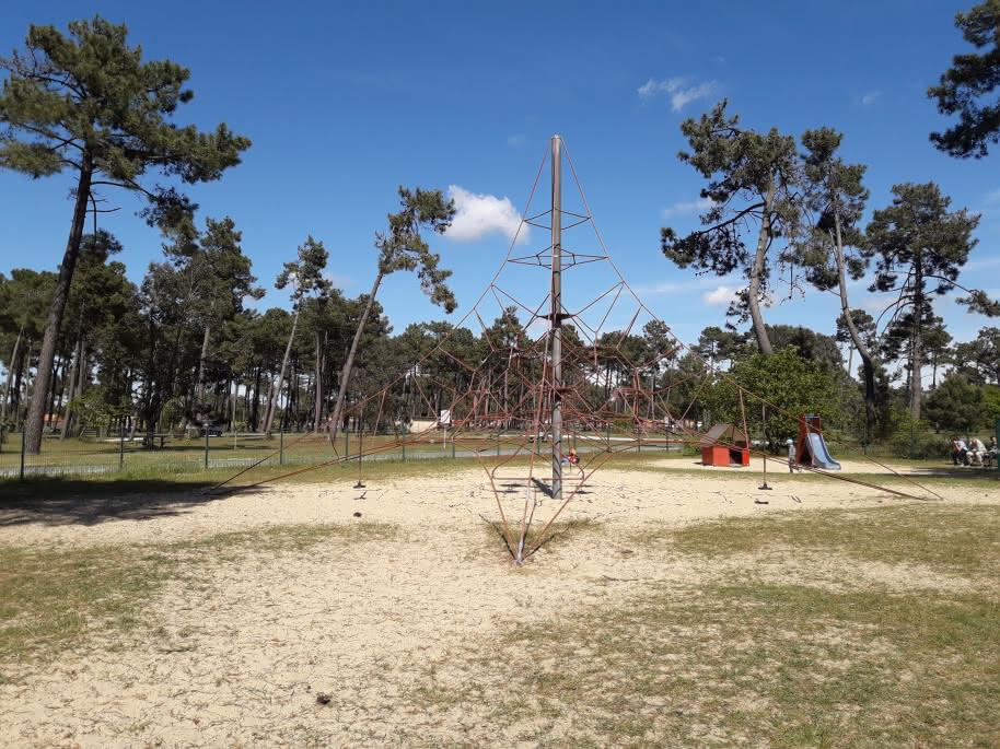 Aire de jeux Montalivet