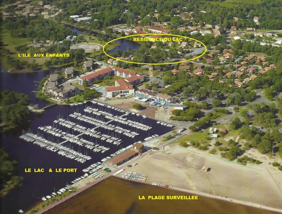 Location de vacances Mr Dupray - Hourtin Port (1)