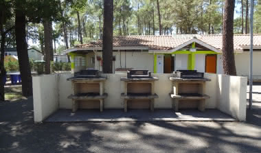 Camping Les Jardins du Littoral9