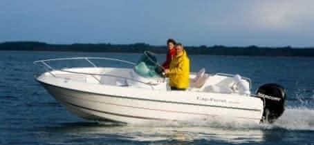 Maubuisson Nautic - Location de bateaux à moteur