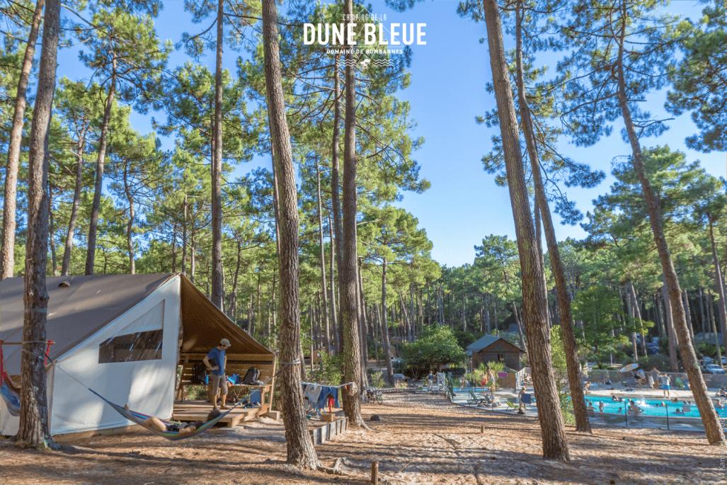 Camping de la Dune Bleue 9