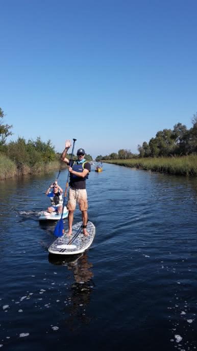 Evolution 2 Lacanau Stand'Up Paddle school 4