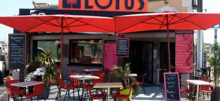 Restaurant Le Lotus Lacanau
