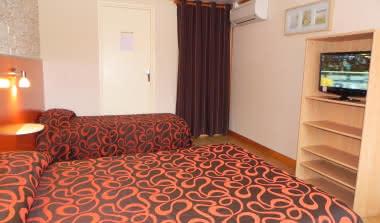 Hôtel les Pins Hourtin 6