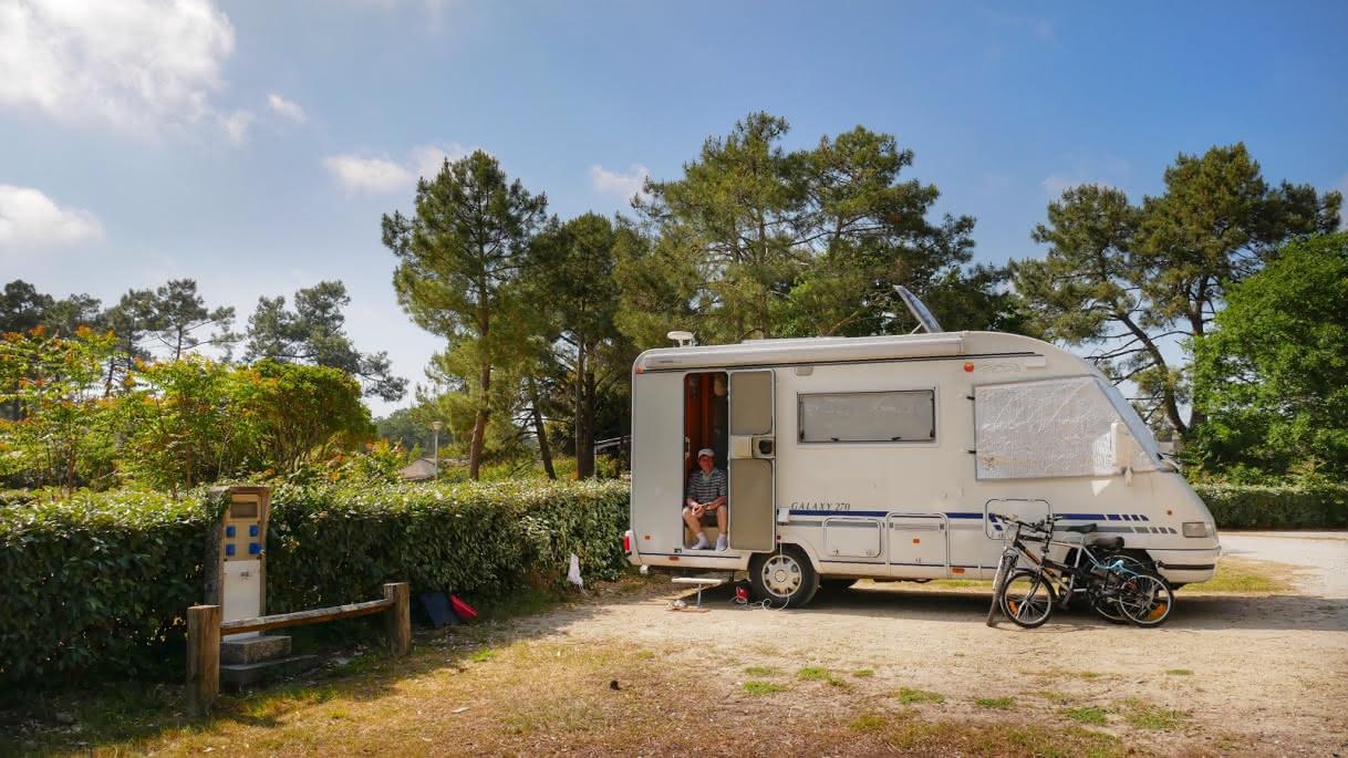 Aire de Camping Car le Huga (7) - Lacanau