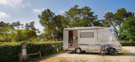 Aire de Camping Car le Huga (7) © Médoc Atlantique