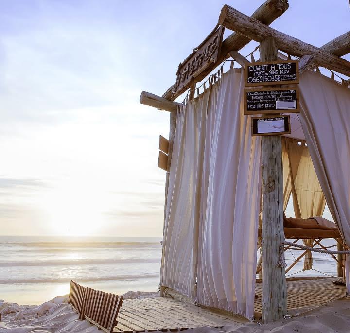 Lacanau Beach Massage