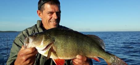 Nicolas Durand Moniteur, guide de pêche 1
