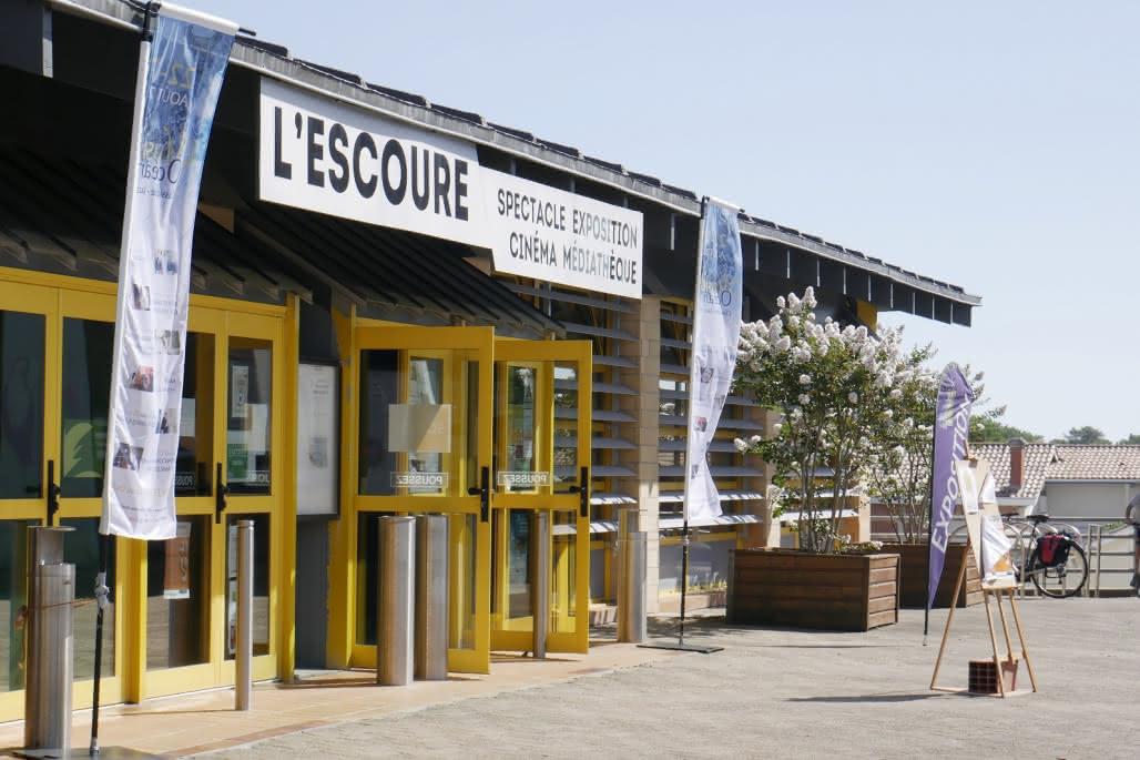 Lacanau Océan-cinéma L'Escoure © Médoc Atlantique