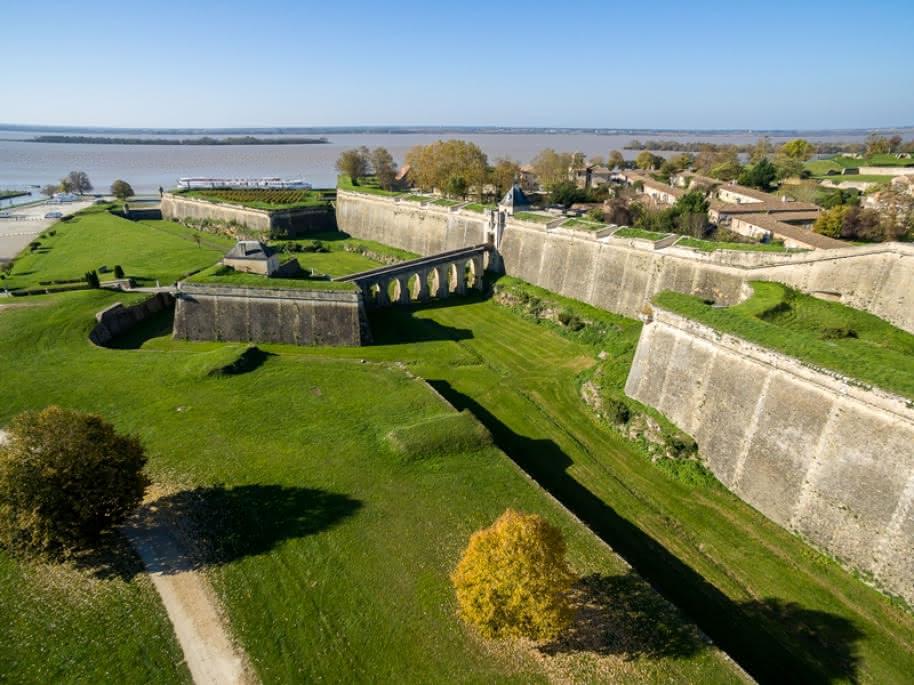 Citadelle Blaye UNESCO porte Dauphine 800x600