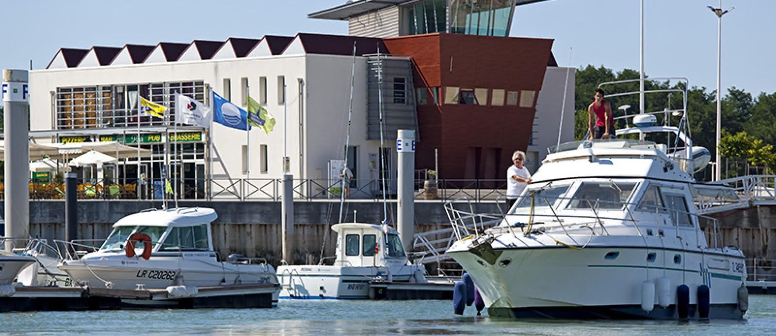 Le Verdon-sur-Mer - Port Médoc1