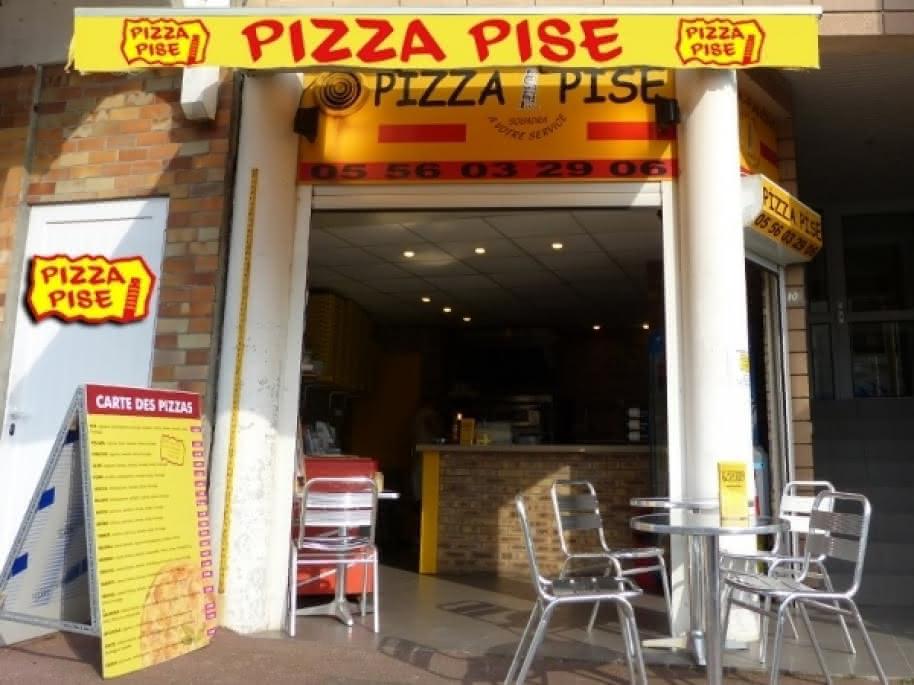 Pizza Pise Océan