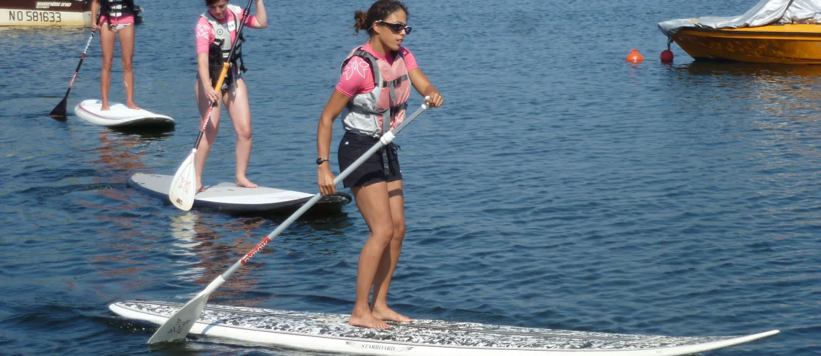 STAND UP PADDLE EVOLUTION 2 LACANAU